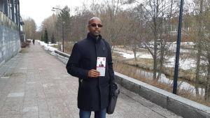 Faysal Abdi i Björkby.
