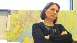 chefen för småbarnsfostran i borgå - leila nyberg