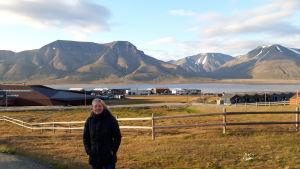 meribiologi Jessi Haapkylä Huippuvuorilla