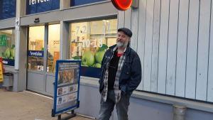 Bybon Erkki Teittinen i Hirvensalmi.