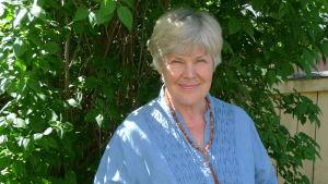 Elisabeth Rehn är en av Vegas Sommarpratare 2014