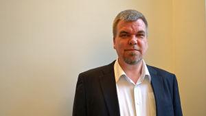Tommy Olenius, teknisk direktör på DNA