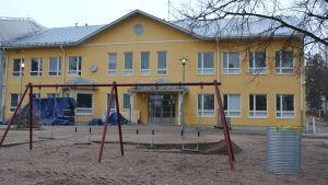 Eklöfska skolan i Borgå.