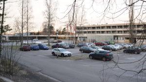 Hotell i Sjundeå
