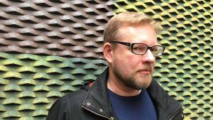 Museilektor Sauli Seppälä