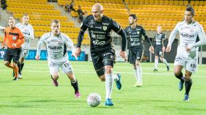 Johannes Laaksonen, SJK-FC Lahti, 5.4.2017.
