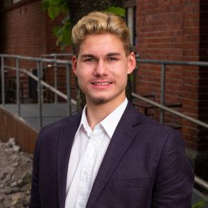Mikael Happonen Tangomarkkinat 2016 -kilpailija.