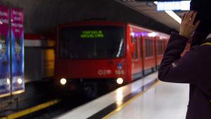 Metro till Hagalund