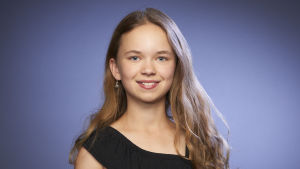 Sofie Jansso finalist i MGP 2018.