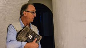Thomas Rosenberg i Socis källare