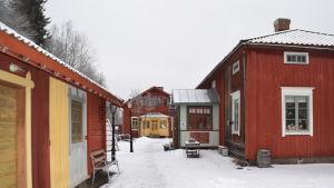 Byggnadsapoteket i Billnäs