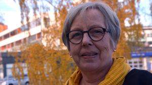 Skoldirektör Marianne West.