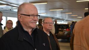 Guy Lindberg besökte Special Mobil för att se på superelbilen Toroidion.