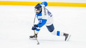 Michelle Karvinen, Damlejonen