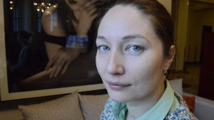Alina Rudnitskaja, Blood