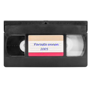 VHS-kasetti