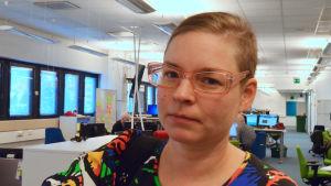 Maria Normann, kriminolog, morgonöppet 30.9.2015