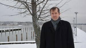 Björn Wallén, direktor vid Lärkkulla folkakademi.