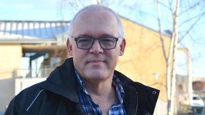 Peter Jensén har skrivit om sin farmors bror Arne Fritz i en ny bok om Västanfjärd.