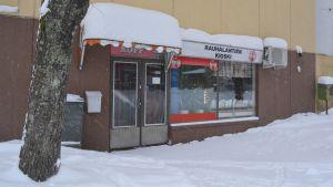 fredsbyvägens kiosk i lovisa
