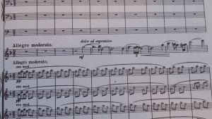 Sibeliuksen viulukonserton teema
