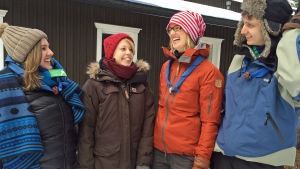 scout, Malin Lindholm, sabina fortelius, Lisa gerkman kenneth mattila