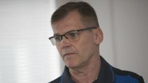 Kari Niemi-Nikkola är förbundets träningschef.