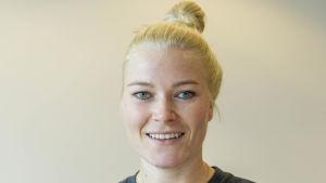 Noora Räty imponerade i bronsmatchen.