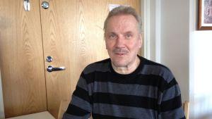 Heikki Laasanen är företagskoordinator och håller aktivt kontakt med arbetsgivare.
