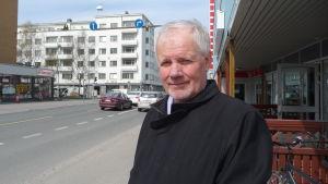Korsnäs styrelseordförande Sven-Erik Bernas.