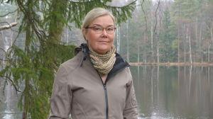 Generalsekreterare Liisa Rohweder från WWF Finland.