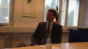 Niels B. Christiansen är vd för familjeägda företaget Danfoss.