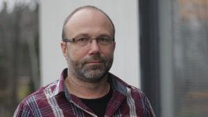 Martin Hartman, rektor vid skärgårdshavets skola i Korpo