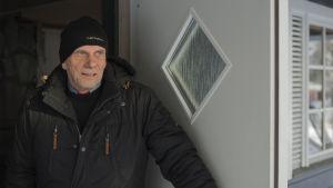 Kent Haldin, försäljare på Asunto Björndahl i Vasa