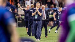 Lars Lagerbäck, EM 2016.