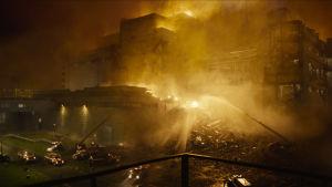 """Scen från miniserien """"Chernobyl""""."""