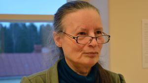 Mirja Remes, direktör för psykiatrin vid Vasa sjukvårdsdistrikt.