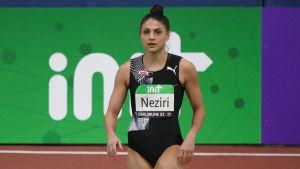 Nooralotta Neziri har inlett säsongen i Tyskland.