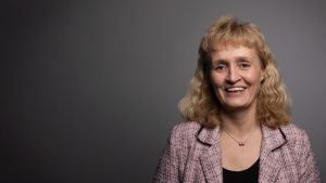 Forskningschef på kommunförbundet Marianne Pekola-Sjöblom