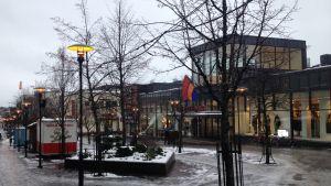 Karleby centrum.