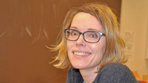 läraren Eivor Johansson