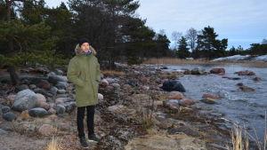 Kim Jaatinen i Kopparnäs, Ingå