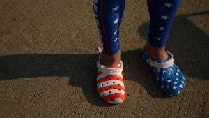 Valkampanj i USA inför presidentvalet 2020
