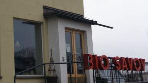 exteriören till Bio Savoy i Mariehamn