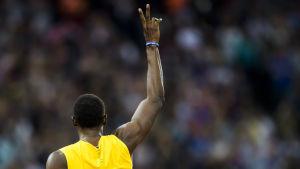 Usain Bolt, VM 2017.