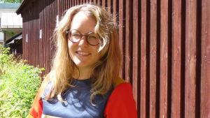 Karin Lindroos är en av Vegas sommarpratare 2015