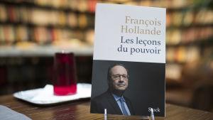 """Francois Hollandes bok """"Maktens lärdomar"""""""