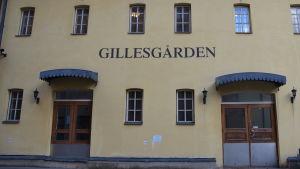 Gillesgården i Åbo.