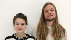 Liila Jokelin och Tapio Rasa