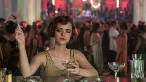 Scen ur tv-serien Babylon Berlin.